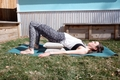 featured image thumbnail for post Yoga For Tension Headaches