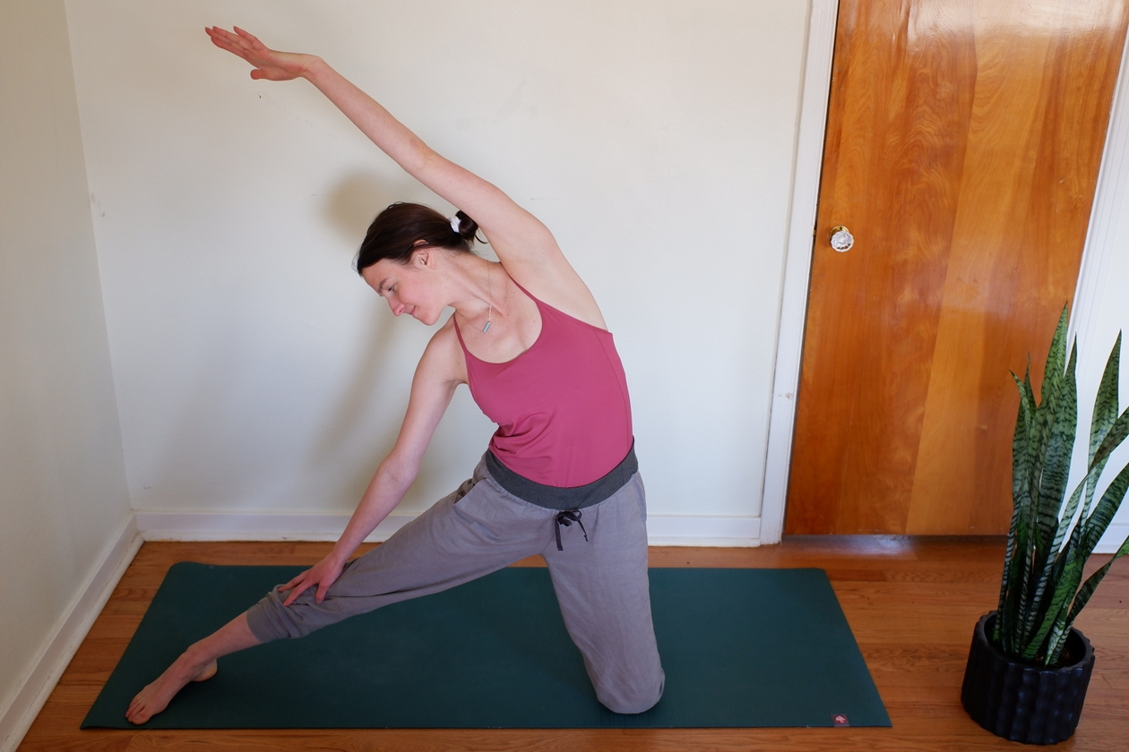 Second Gate Pose
